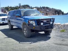 Ford F150 (09-14) Front Winch Bumper Files