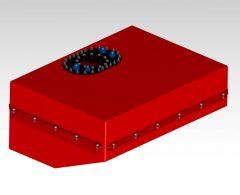 JeepSpeed JAZ Fuel Cell CAD File