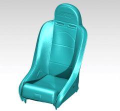 PRP Comp Pro Highback - Seat Scan CAD File