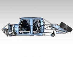 Stage 2 Swingset Steering Luxury Prerunner Chassis Cutfiles