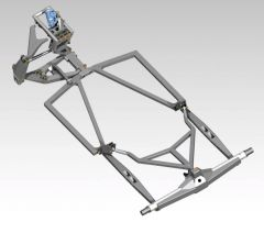 Stage 2 SwingSet Steering Y Frame Assembly